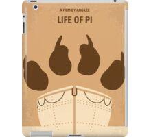 No173 My Life of Pi minimal movie poster iPad Case/Skin