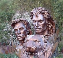 Siegfried & Roy by Sean Jansen