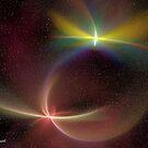 Stellar Embrace by Dean Warwick