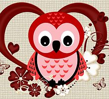 Owl February  by LoneAngel