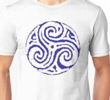 The Woad Triskele  Unisex T-Shirt