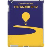 No177 My Wizard of Oz minimal movie poster iPad Case/Skin