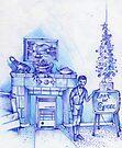 Christmas 1969 by John Dicandia  ( JinnDoW )