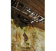 Primitive Skylight Photographic Print