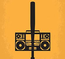 No179 My Do the right thing minimal movie poster by JiLong