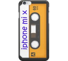 Mix Tape - Retro Vintage - Awesome case available iPhone Case/Skin