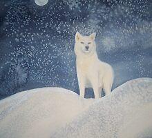 """Arctic King"" by Mae Pilon"