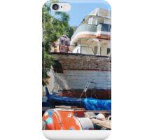 Lazy Days on Symi iPhone Case/Skin
