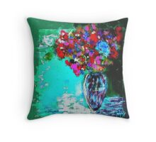 True Love 1 / homage to life and love  Throw Pillow