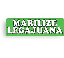 Marilize Legajuana Canvas Print