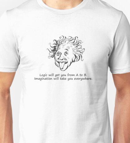 Einstein q3 Unisex T-Shirt