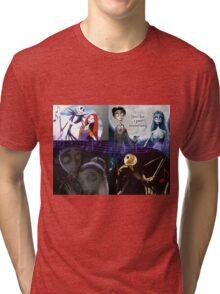 corpse bride, jack, nightmare before christmas Tri-blend T-Shirt