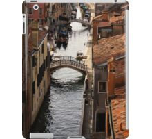 Red Roofs of Venice iPad Case/Skin