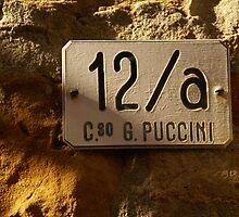 Puccini in Muggia by Sturmlechner