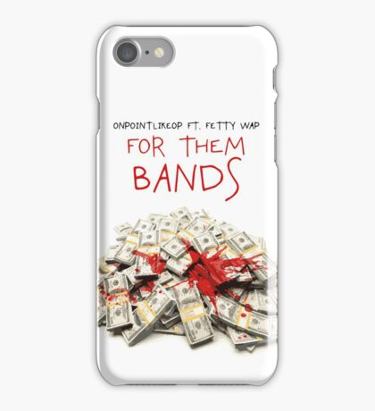 For Them Bands iPhone Case/Skin