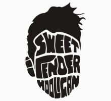 Sweet and Tender Hooligan (Black Only) by Liam Riby