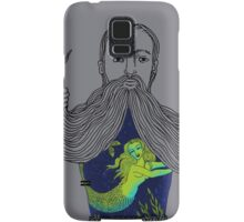 The Sailor and the Mermaid Samsung Galaxy Case/Skin