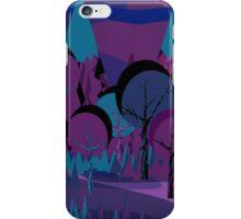 Twilight Forest iPhone Case/Skin