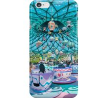 The Mad Hatter's TeaCups iPhone Case/Skin