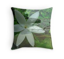 FULLY COMMITTED PHOTOGRAPHER Throw Pillow
