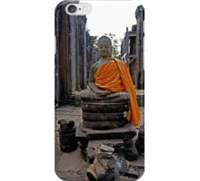 Siem Reap Buddhist Monk iPhone Case/Skin