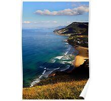 Aus Sea scene ? NSW Poster
