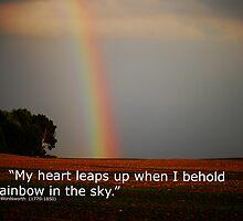 rainbow  by Michelle BarlondSmith