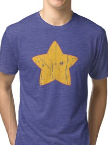 Steven Universe - Distressed (Battle Damaged) Tri-blend T-Shirt