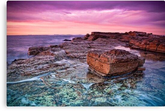 Dawn Rocks by Naomi Frost
