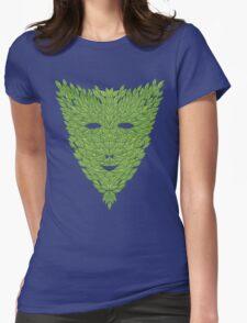 Green Man Mask T-Shirt