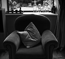chair window by Jean Bashford