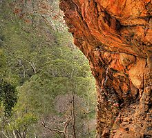 Giants Cave  Lookout - Morialta S.A. by wotzisname