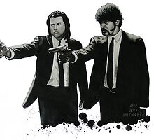 Pulp Fiction by OnaVonVerdoux