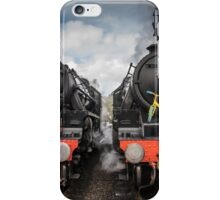 Black 5's 45407 and 44871 iPhone Case/Skin