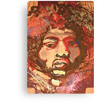 Jimmy No.13 Canvas Print
