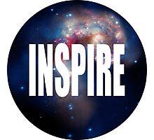 Inspire Photographic Print