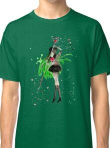 Pluto Watercolor Classic T-Shirt