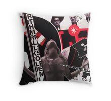 Manifesto #2 Throw Pillow