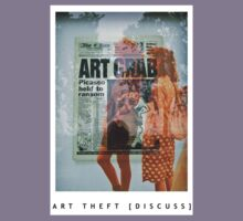 Art Theft [T20002] by Youbeaut Designs