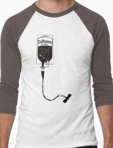 Caffeine IV Men's Baseball ¾ T-Shirt