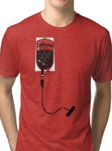 Caffeine IV Tri-blend T-Shirt