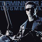 Terminator 2: Judgement Day (Arnold Schwarzenegger) by JBPhotographs