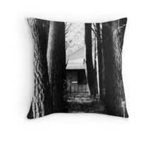 If You Go Down In The Woods Today Throw Pillow