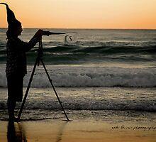 SurfersCameraMan or Dr Suess ©  Vicki Ferrari Photography by Vicki Ferrari