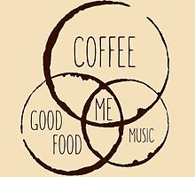 Coffee, good food & music! by Barista
