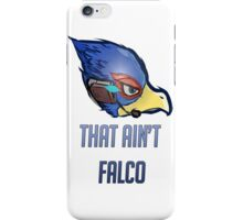 That Aint Falco Shirt/Cases iPhone Case/Skin