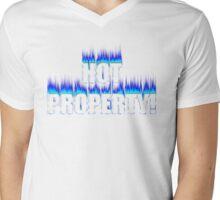 HOT PROPERTY! Mens V-Neck T-Shirt