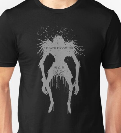Death is Coming Unisex T-Shirt