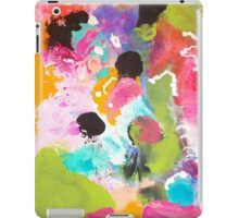 expect the unexpected iPad Case/Skin