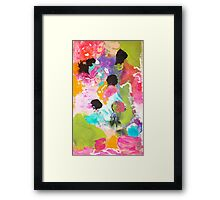 expect the unexpected Framed Print